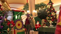 """Kid Snippets: """"Mall Santa"""" (Imagined by Kids)"""