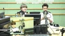 150306 KBS Kiss The Radio Super Junior-D&E Cut 中字