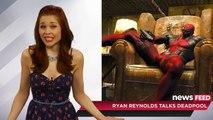 Ryan Reynolds Talks Deadpool Leaked Footage & R-Rating