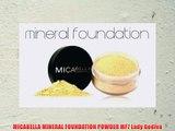 MICABELLA MINERAL FOUNDATION POWDER MF7 Lady Godiva
