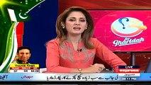 Hey Indians, today Pakistani team & Pakistani boy Sarfraz slapped hard on your face - Ghareeda Farooqi