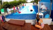 LA REUNION Parc AkOatys Etang-Salé les Bains - Sortie club CSAL mars 2015