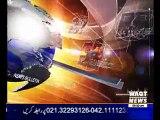 Waqtnews Headlines 09:00 AM 08 March 2015