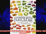 Omega 8006 Juicer + The Complete Book of Juicing by Murray - Black & Chrome Omega J8006 Multi