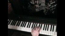 Sunny Boney M. Samba/Bossa nova style. Piano tutorial. Piano lessons by A.T.