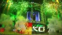 CM Punk vs the Miz vs Chris Jericho vs Kofi Kingston vs R-Truth vs Dolph Ziggler, WWE Elimination Chamber 2012