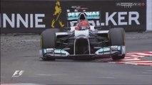F1 - Monaco GP 2012 - SkySports - Part 2