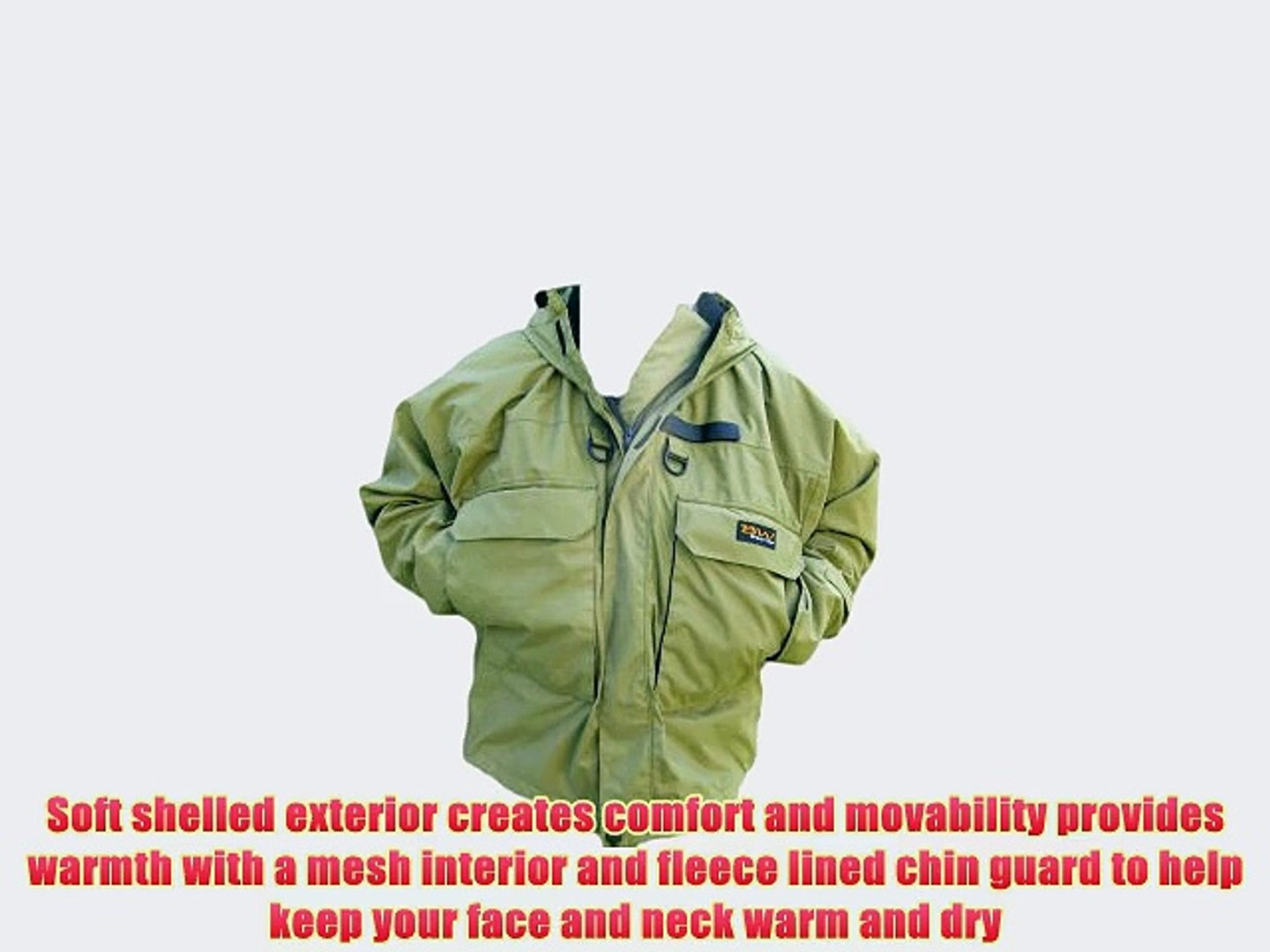EMSMORN UNISEX DRILITE 2 BREATHABLE WATERPROOF JACKET LARGE