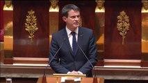Recours à l'article 49-3 : l'intégralité du discours de Manuel Valls
