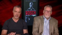 """IR Interview: Titus Welliver & Michael Connelly For """"Bosch"""" [Amazon]"""