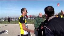 Record du monde du 20km marche (Yohann Diniz, 8 mars 2015)