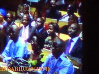 INVESTITURE DU CANDIDAT LAURENT GBAGBO - Allocution de Laurent Gbagbo