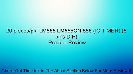 555 IC Resource | Learn About, Share and Discuss 555 IC At
