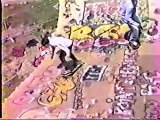Oldschool skateboarding Animation skate Expo60 Beauvais 60 1989
