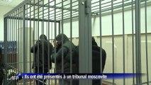 Meurtre de l'opposant russe Boris Nemtsov: cinq suspects arrêtés