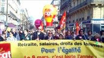 En 2015, Paris marche pour les droits des femmes