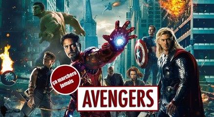 Avengers - Ca marchera jamais