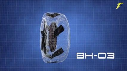 Concept Goodyear BH03 dévoilé au salon de Genève | 1001Pneus