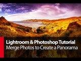 Lightroom & Photoshop Tutorial: Merge Photos to Create a Panorama - PLP # 8 Serge Ramelli