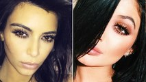 Kylie Jenner & Kim Kardashian Look Alike: Is Kylie Turning Into Kim?