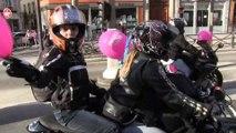 """A la rencontre des filles de """" Toutes en moto """",  toutes en liberté !"""