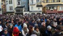 Attentat : l'hommage des Savoyards à Chambéry