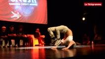 Saint-Brieuc. UnVsti Event : les meilleurs danseurs de hip hop font le show (1)