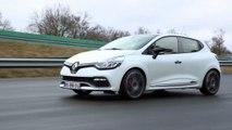 La Renault Clio R.S. 220 EDC se décline en mode Trophy