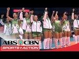 UAAP 77 Women's Volleyball: DLSU vs AdU Full Game