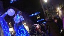 Le Graoully amoureux de la Saint-Nicolas 2014 de Metz