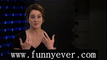 Insurgent Interview - Shailene Woodley (2015) - Kate Winslet_ Miles Teller Movie.mp4