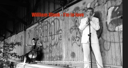 WILLIAM KLANK - I'M IN LOVE