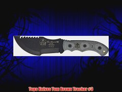 Tops Knives Tom Brown Tracker 3