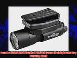 SureFire Y300U-A-BK Handheld 15/500 Lumen Flashlight with Mag Belt Clip Black