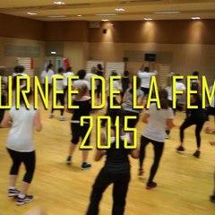 Journée de la Femme à Levallois - 2015