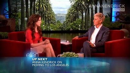 Anna Kendrick on The Ellen DeGeneres Show (09.05.2012) - Vietsub