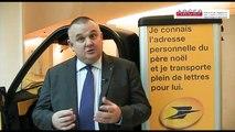 Interview de Nicolas ROUTIER, directeur général adjoint, directeur général services-courrier-colis du groupe La Poste (10 décembre 2014)
