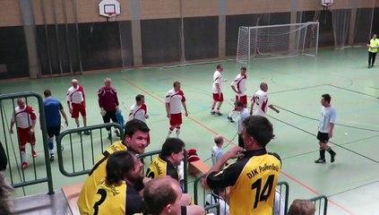 2015 – Die AH-Mannschaft beim Hallenturnier gegen Ellingen