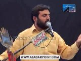 Zakir Najam ul Hassan Notak 31 March 2013 Ali Raza Abad Lahore