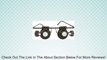 SE 2 20x Loupe on Glasses Frame, 1 LED on Loupe, Blk Color Review