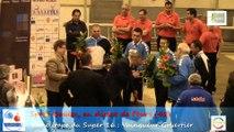 Remise des récompenses, Finale Super 16, Sport Boules, Feurs 2015