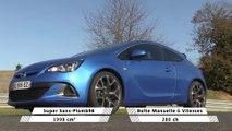 2015 Montlhéry en Opel Astra OPC :  tour chronométré avec l'essayeur d'Auto Moto Magazine