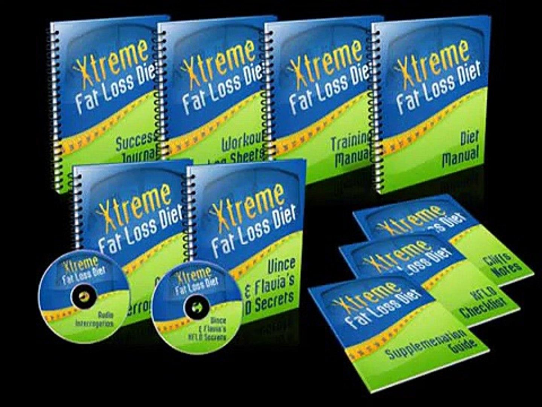 Xtreme Fat Loss Diet -  Xtreme Fat Loss Diet Meal Plan