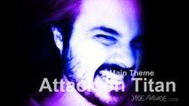 Attack on Titan Theme   Attack on Titan Theme.  (Cover by Jade Arcade)