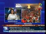 Rechaza PSUV nuevas sanciones de EE.UU. contra Venezuela