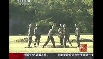 Le jeu de la bombe chez les militaire chinois