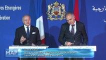 Francophonie: Laurent Fabius salue le développement des relations éducatives et culturelles franco-marocaines