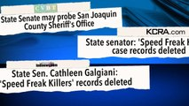 """Missing persons records in """"speed freak killer"""" case go missing"""