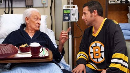 Adam Sandler & Bob Barker Redo Happy Gilmore Fight for a Good Cause