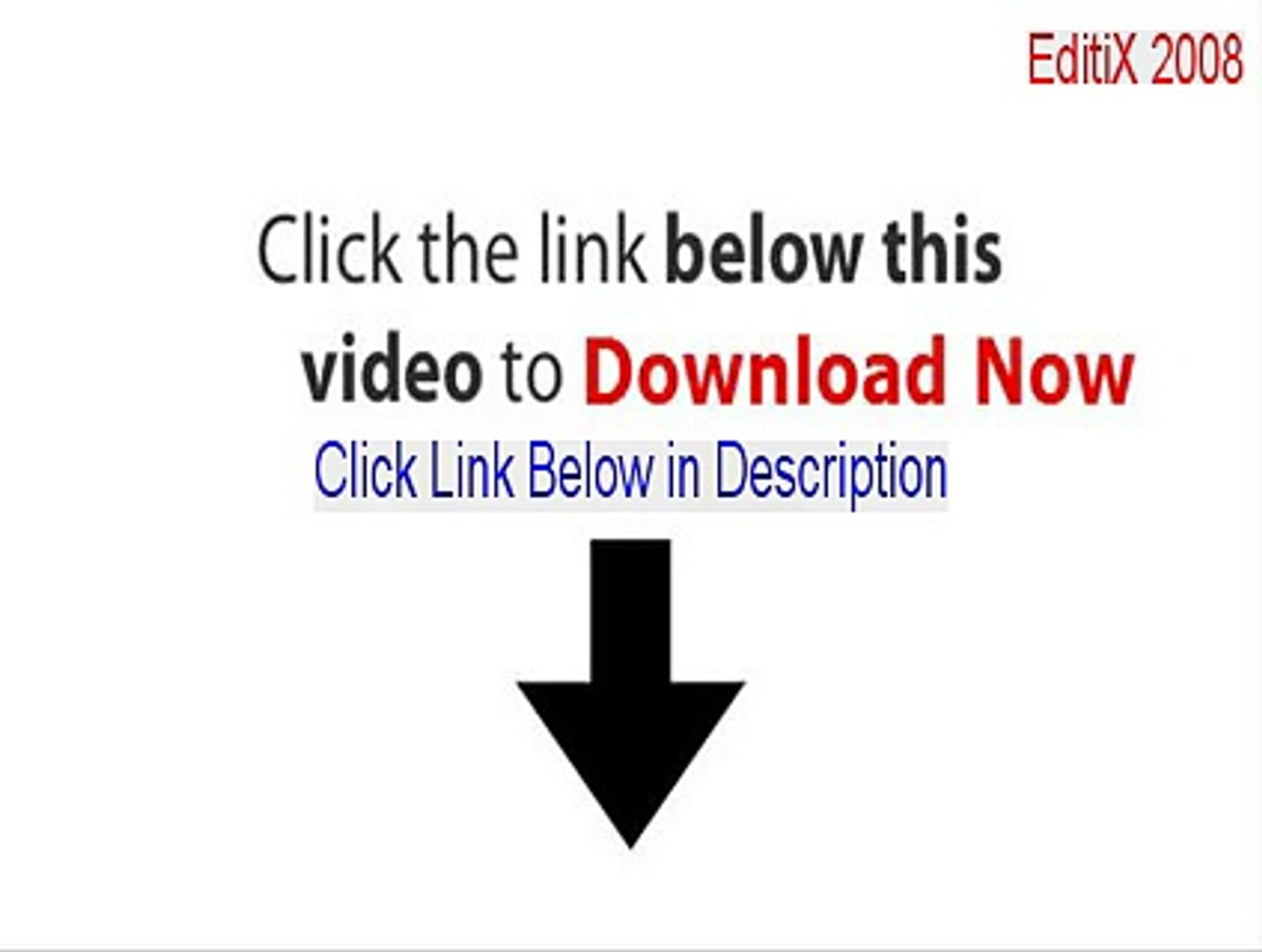 EditiX 2008 Crack - Instant Download [2015]